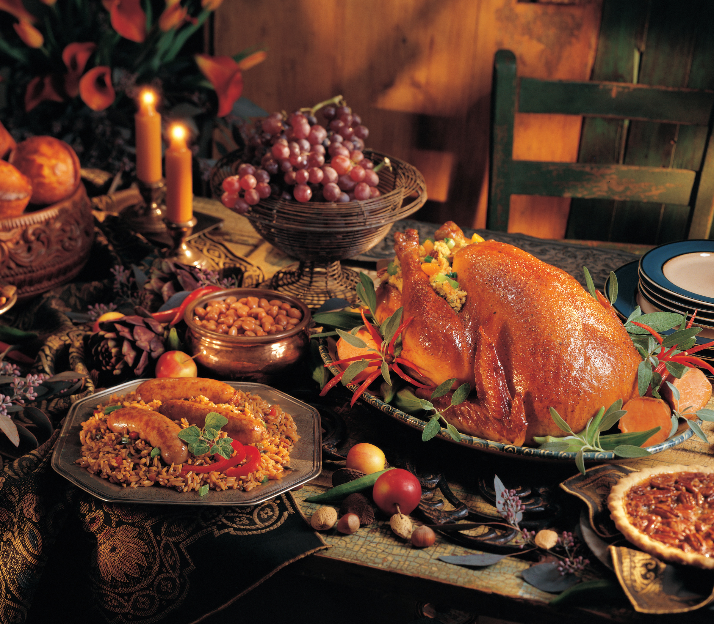 thanksgiving food pictures - 720×630
